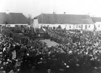 Uroczystość patriotyczna 1939